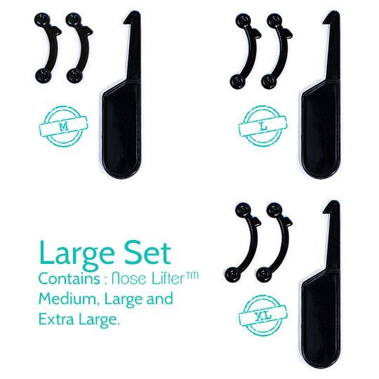 Nose Lifter Large Set
