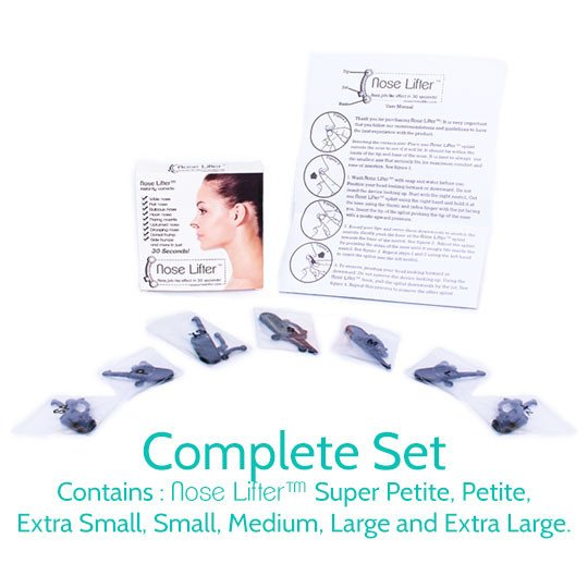 Nose Lifter Complete Set