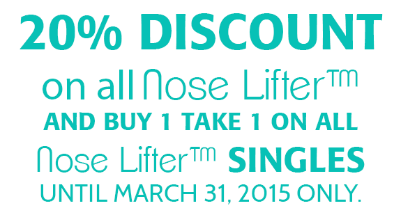 Nose Lifter Promo 2015