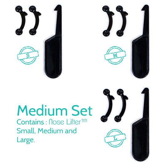 Nose Lifter Medium Set